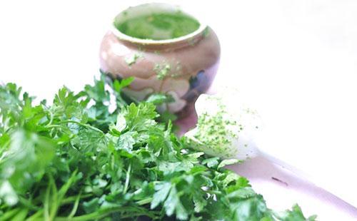 Травяные маски