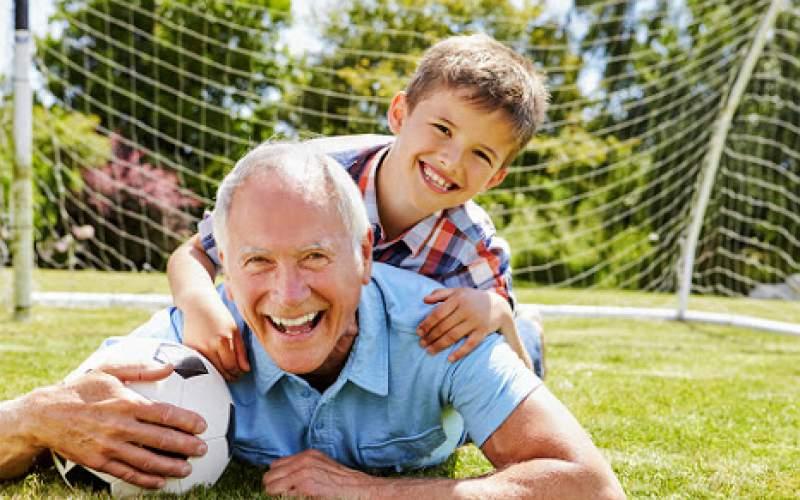 Cтихи про лучшего дедушку