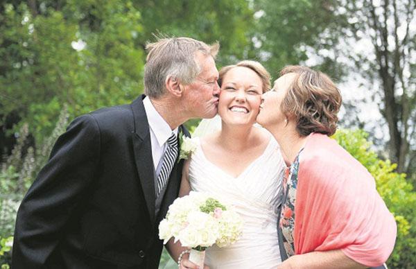 Cтихи трогательные жениху на свадьбу