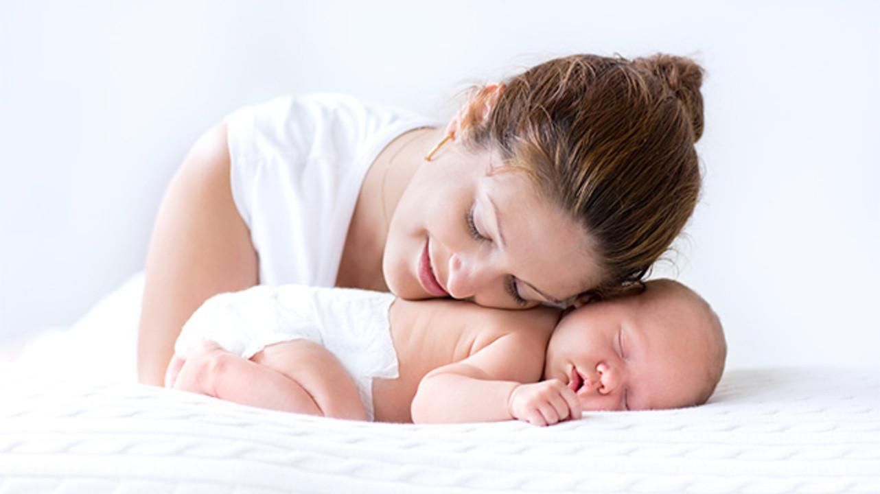 Женщина после родов. Восстановление организма